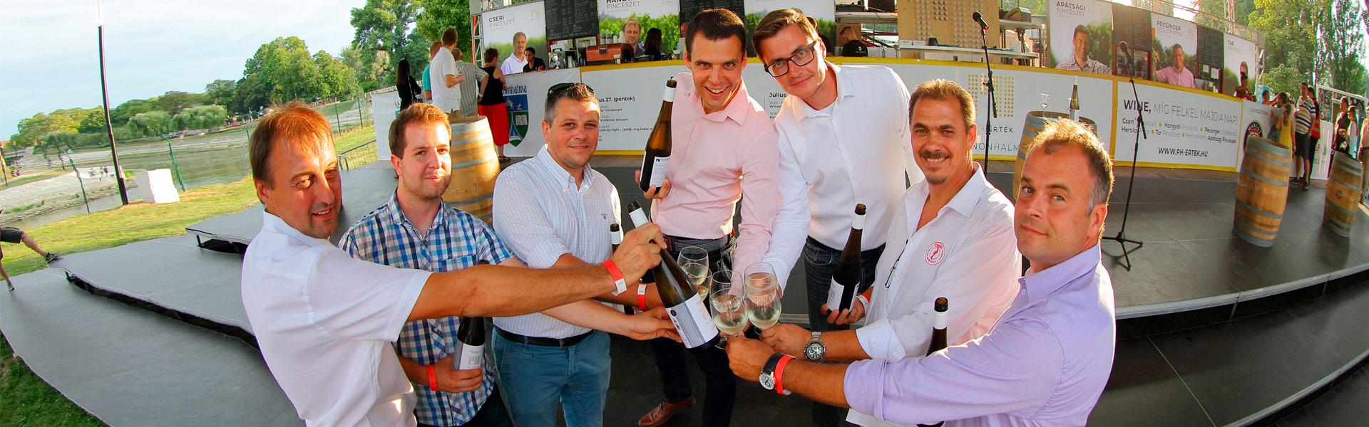 PH-Érték – Borvidéki klaszter és közösségi bormárka