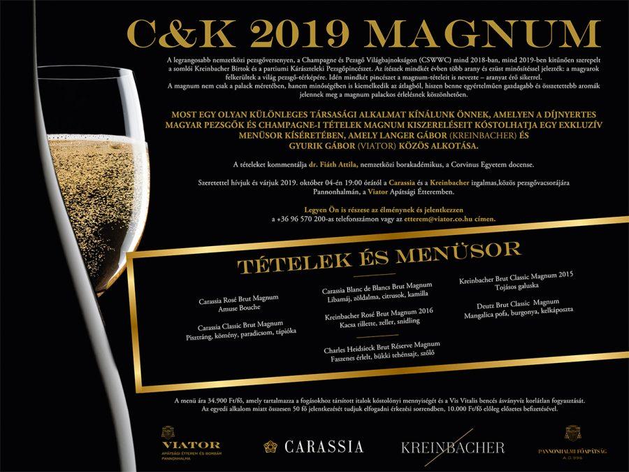 C&K 2019 Magnum