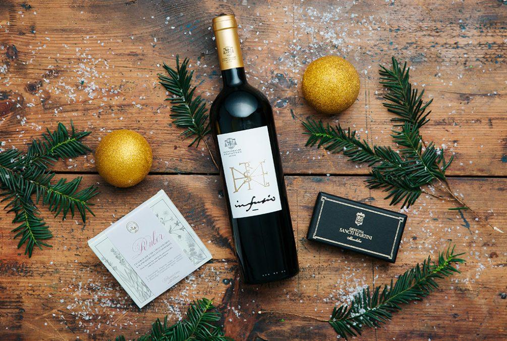 Karácsonyi ajándékot Pannonhalmáról