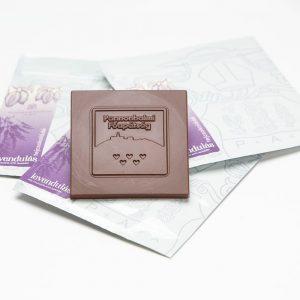 Pannonhalmi levendulás tejcsokoládé