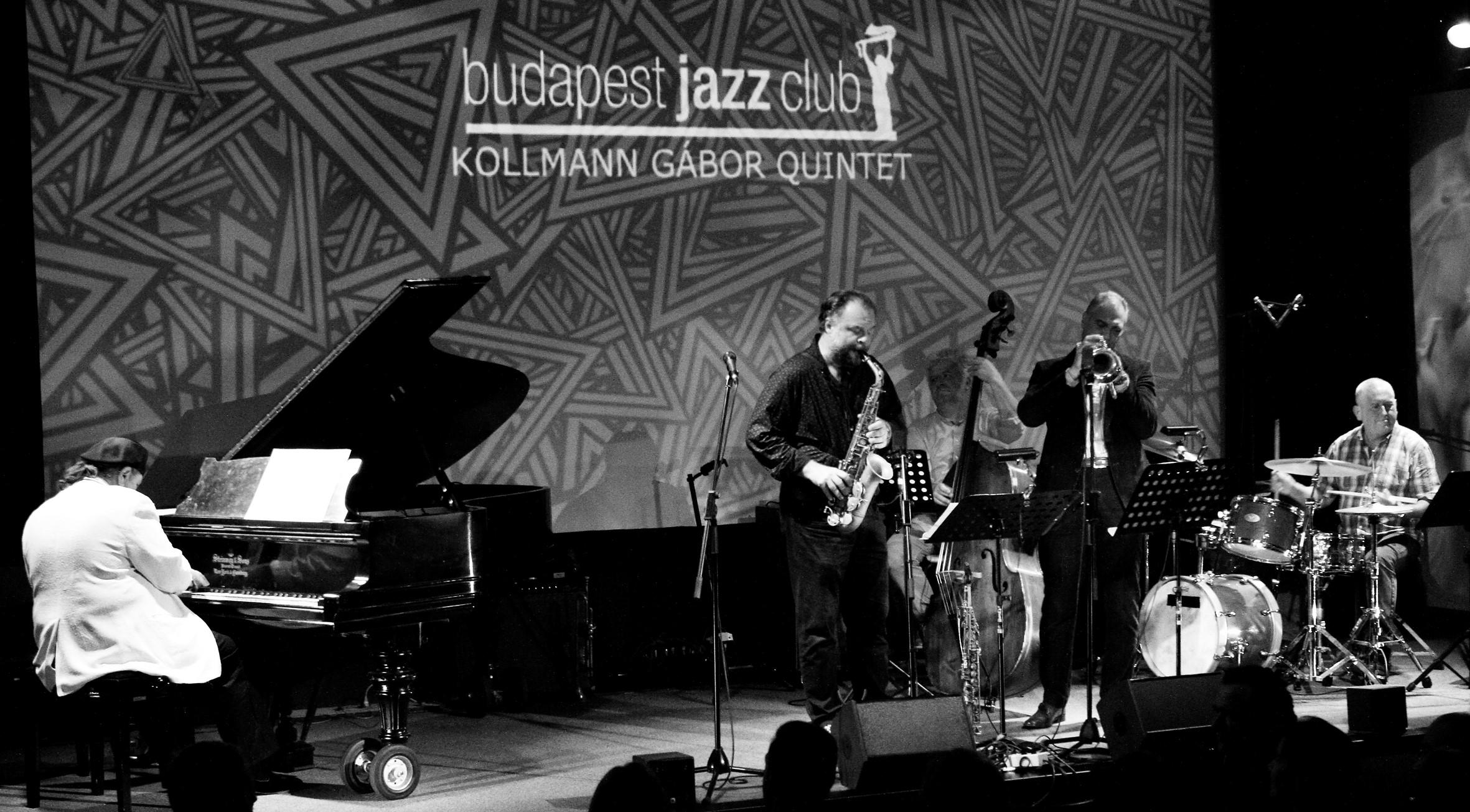 Kollmann Gábor Quintet