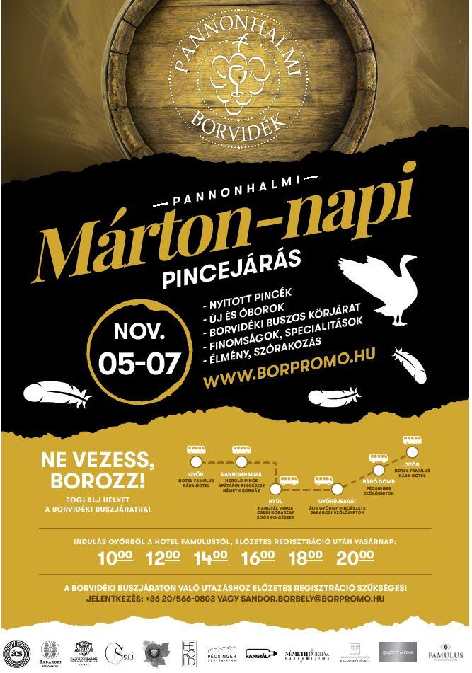 2021 Márton nap plakát